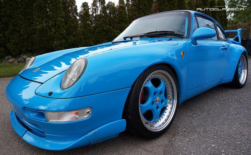 Porsche 911 (964) Cup