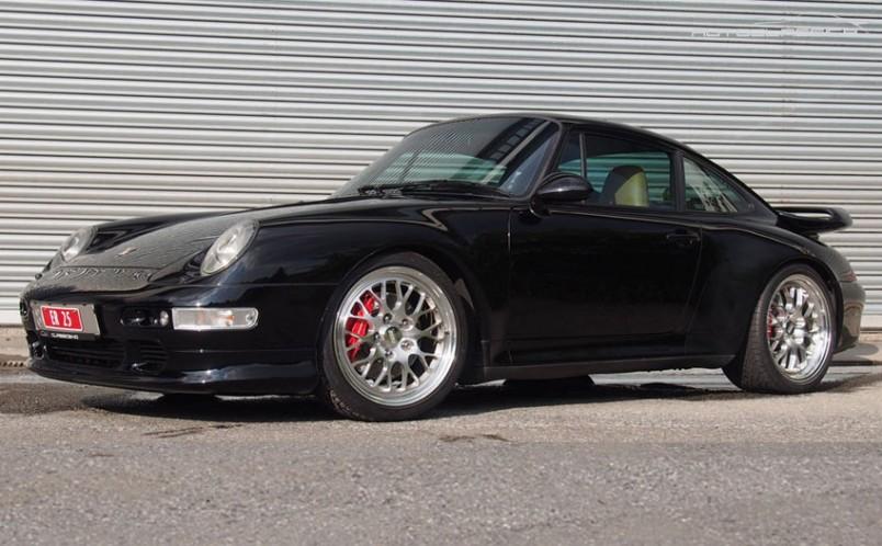 Porsche 911 (993) Carrera 4S
