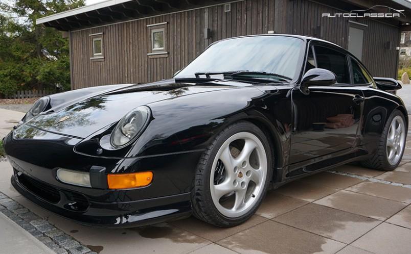 Porsche 911 (993) Carrera S